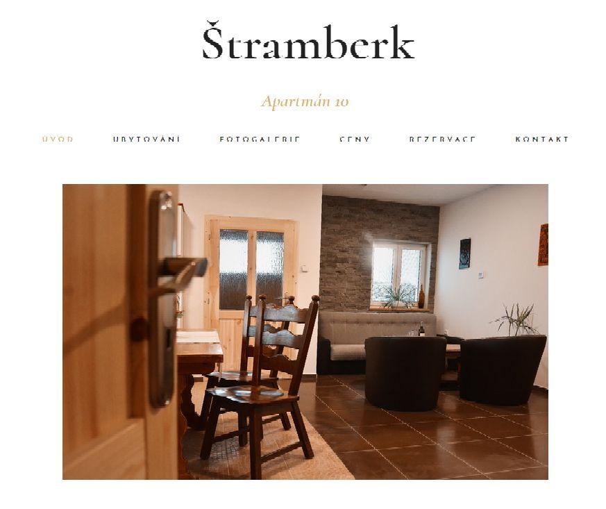 Ubytování Štramberk
