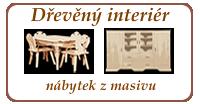 Prodej nábytku z masívu
